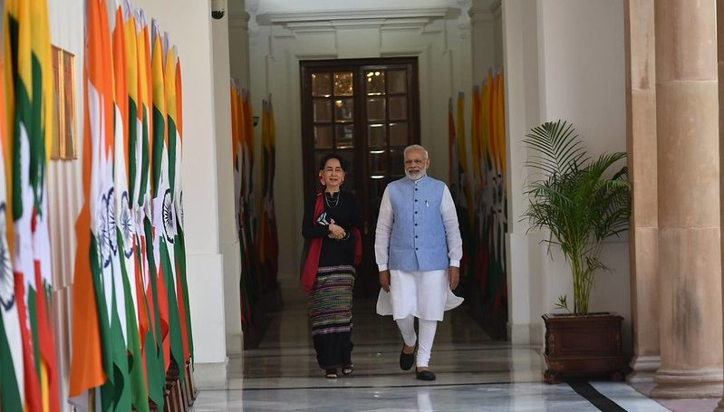 A Geostrategic Explanation Of India Myanmar Bilateral Relations Since The 1990s