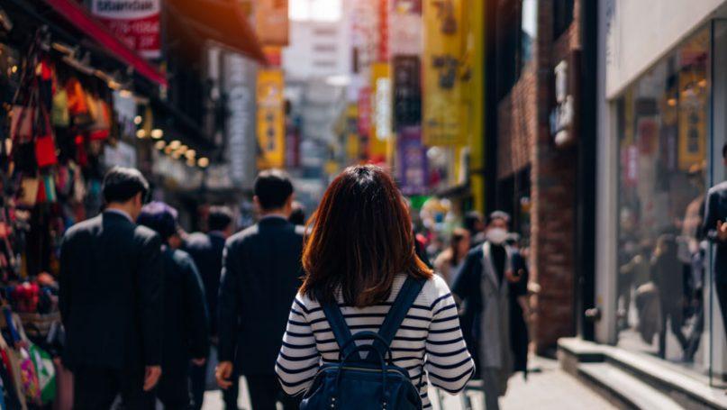 Shutterstock/Travel man