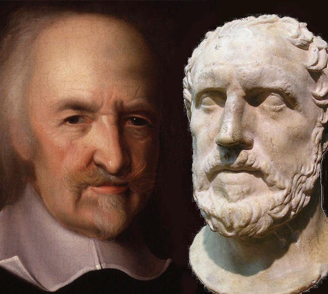 hobbes and thucydides  how the fathers of realism differ